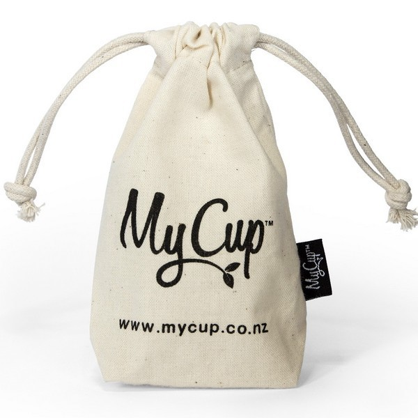 MyCup™ Organic Cotton Storage Bag