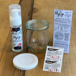 MyCup™ Menstrual Cup Cleaning Kit