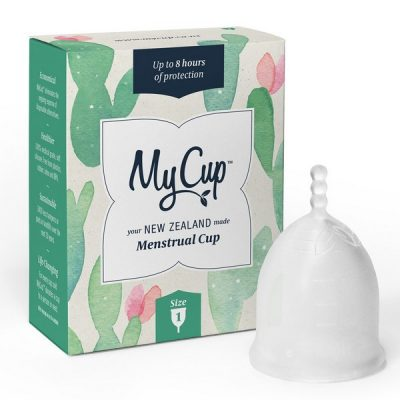 MyCup™ Menstrual Cup Size 1