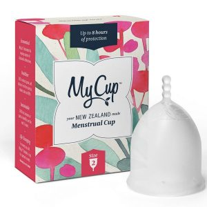 MyCup™ Menstrual Cup Size 2