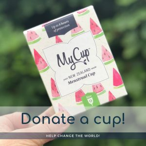 Donate a Menstrual Cup