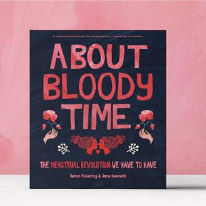 About Bloody Time - Book