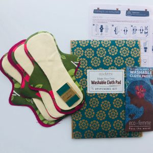 Ecofemme Pad Making Kit